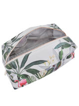 Trousse Iconic Ted baker Gris iconic CARILEE-vue-porte