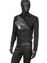 Belt Bag Seventeen Herschel Gray classics 10017-vue-porte