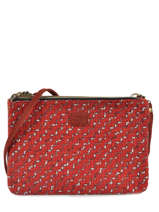 Crossbody Bag Step Mila louise Red step 23665ST