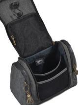 Toiletry Kit Kipling Black basic+travel 16783-vue-porte
