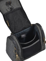 Trousse De Toilette Kipling Noir basic+travel 16783-vue-porte