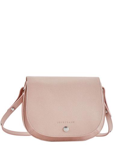 Longchamp Le foulonné Messenger bag Pink
