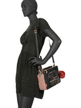 Crossbody Bag Couture Anekke Black couture 29882-75-vue-porte