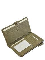 Tout-en-un Vintage Cuir Mila louise Vert vintage 3367C-vue-porte