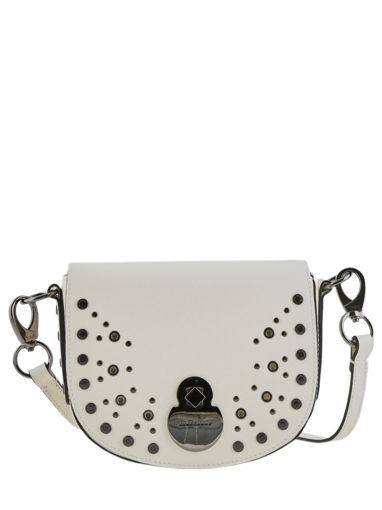 Longchamp Cavalcade clous Messenger bag Beige
