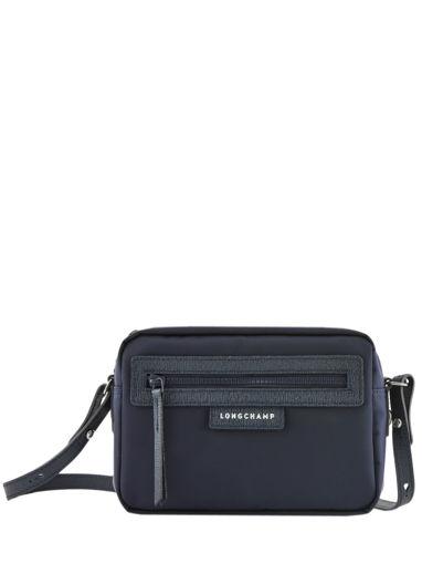 Longchamp Le pliage neo Messenger bag Gray
