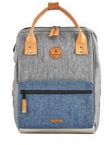 Customisable Backpack Cabaia Gray tour du monde BAGS