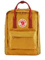 Backpack Kånken 1 Compartment Fjallraven Black kanken 23510