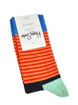 Socks stripes-HAPPY SOCKS