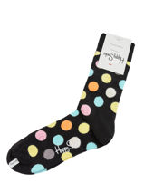 Socks big dots-HAPPY SOCKS-vue-porte