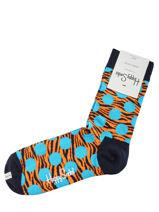 Socks tiger dot-HAPPY SOCKS-vue-porte