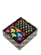 Gift box happy 2 pairs-HAPPY SOCKS