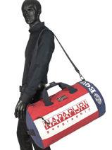 Carry-on travel bag sarov-NAPAPIJRI-vue-porte