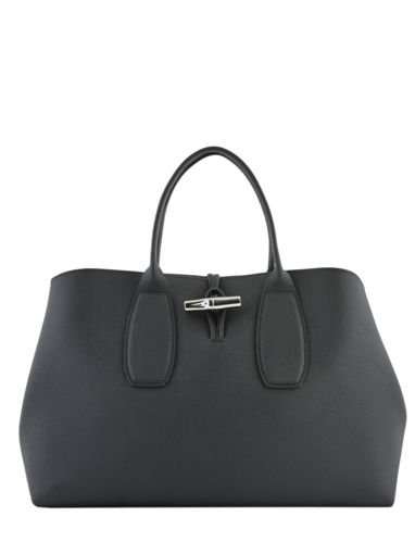 Longchamp Roseau Handbag Blue