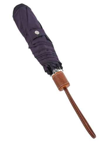 Longchamp Parapluie Violet