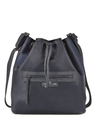 Longchamp Le pliage neo Messenger bag Blue