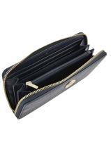 Wallet Th Core Tommy hilfiger Blue th core AW07733-vue-porte