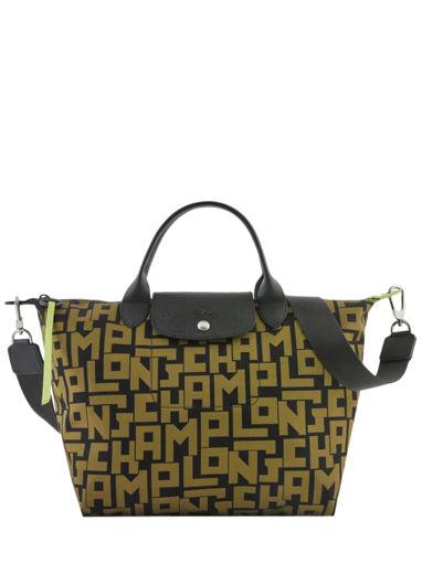 Longchamp Le pliage lgp Handbag Black