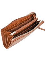 Longchamp Le foulonné All-in-one Brown-vue-porte