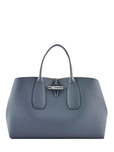 Longchamp Roseau Handbag Blue