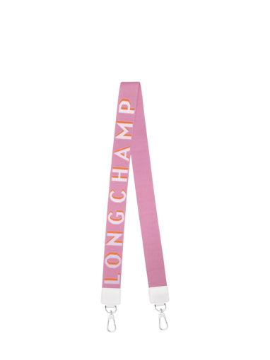 Longchamp Sangle Jewelry Pink
