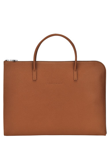 Longchamp Briefcase Brown