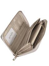 Wallet New Wallet Guess Black new wave VG747563-vue-porte