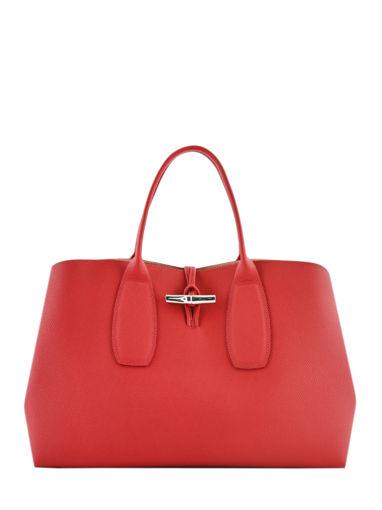 Longchamp Roseau Handbag Black