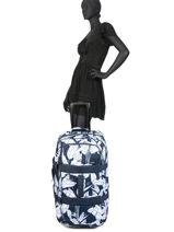 Sac De Voyage à Roulettes In The Clouds Roxy Noir luggage RJBL3192-vue-porte