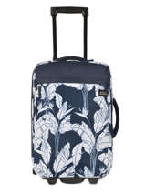 Carry-on Luggage Feel The Sky Roxy Black luggage RJBL3193
