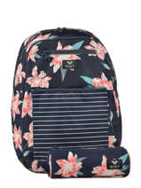 Backpack With Free Pencil Case Roxy Blue back to school RJBP3952
