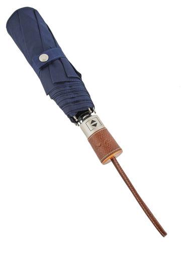 Longchamp Parapluie Bleu