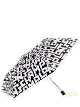 Longchamp Parapluie Noir-vue-porte