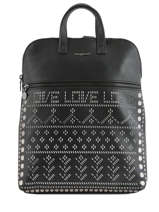 Backpack Azabache Desigual Black azabache 20SAKP19