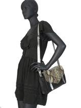 Leather Crossbody Bag L
