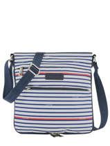 Shoulder Bag Lancaster Blue 500220