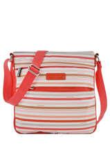 Shoulder Bag Lancaster Multicolor 500220