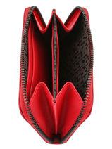 Longchamp Le pliage cuir Porte-monnaie-vue-porte
