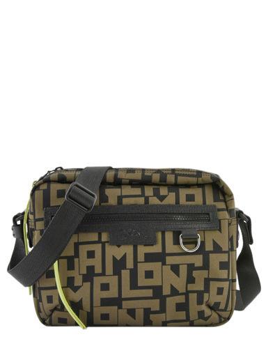 Longchamp Le pliage lgp Messenger bag Green