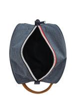 Toiletry Bag Tricolor Faguo Blue tricolor 20AC0902-vue-porte