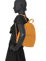 Sac à Dos Confort Hexagona Orange madrid 536749-vue-porte