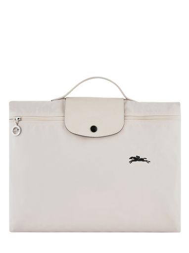 Longchamp Le pliage club Briefcase Pink
