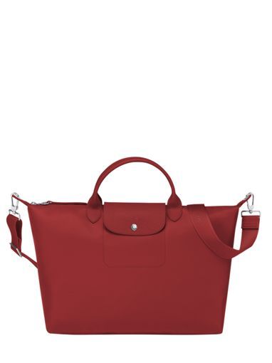 Longchamp Le pliage neo Sacs porté main Rouge