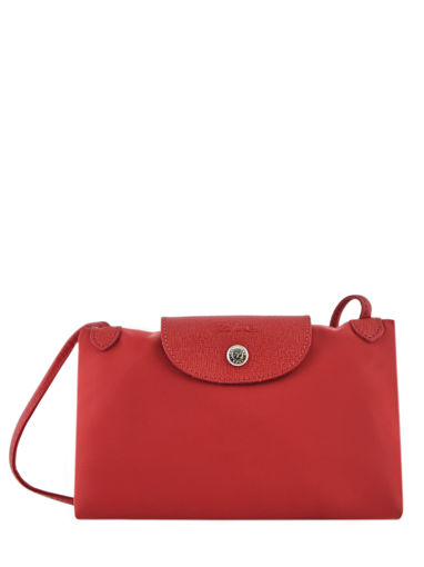 Longchamp Le pliage neo Messenger bag Red