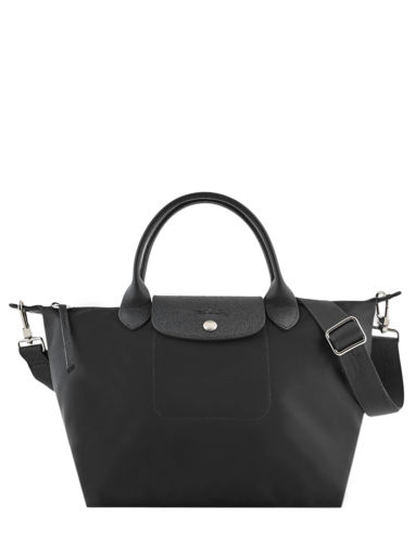 Longchamp Le pliage neo Handbag Black