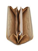 Portefeuille Loft Fuchsia Beige loft F9865-4-vue-porte