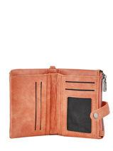 Compact Wallet Classic Miniprix Pink aude 362-vue-porte