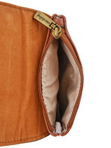 Coin Purse Firmin Miniprix Brown firmin F572-vue-porte