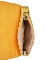 Coin Purse Firmin Miniprix Yellow firmin F572-vue-porte
