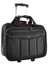 Wheeled Brief 2 Compartments + 15